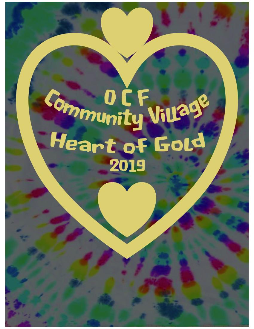 2019 Heart of Gold t-shirt 2